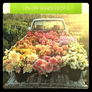 10% OFF BUNDLES OF 3 OR MORE ITEMS!